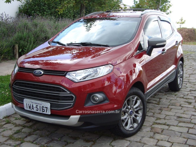 ecosport 2.0 freestyle 16v flex 4p powershift 2015 farroupilha