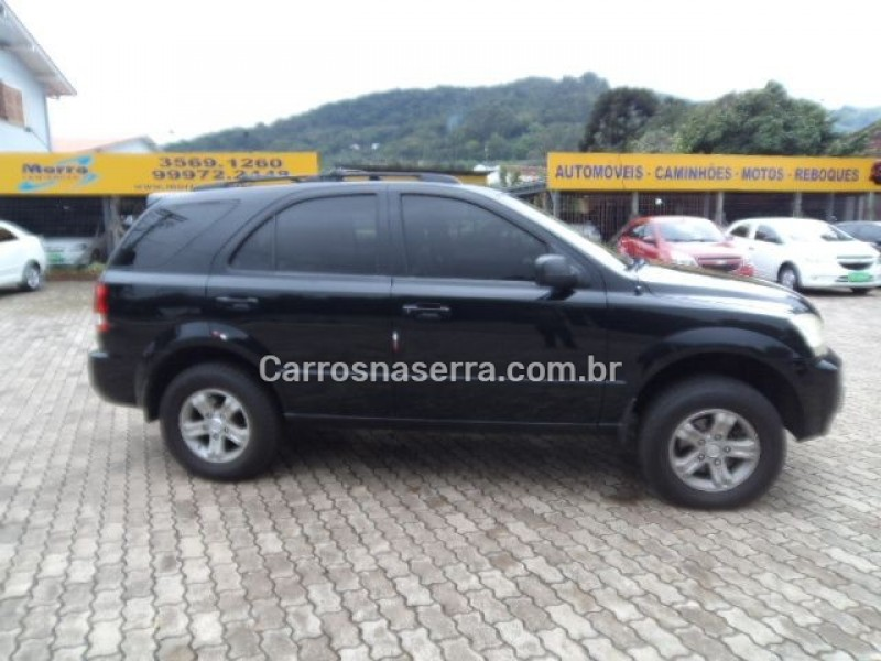sorento 2.5 ex 4x4 16v diesel 4p automatico 2006 morro reuter