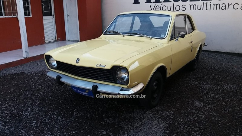 corcel 1.4 8v gasolina 2p manual 1977 caxias do sul