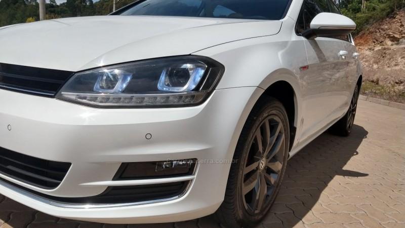 golf 1.4 tsi highline 16v gasolina 4p automatico 2014 sao marcos