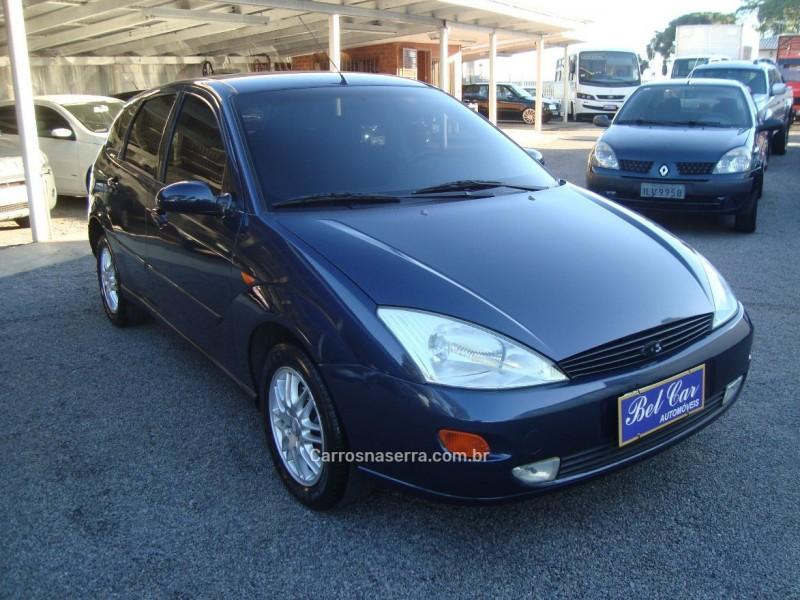 focus 2.0 ghia 16v gasolina 4p manual 2003 caxias do sul