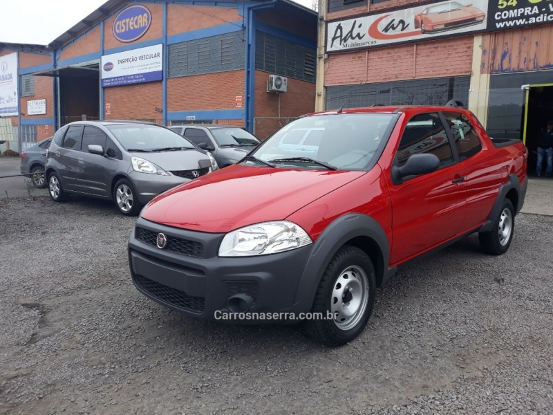 STRADA 1.4 MPI WORKING CD 8V FLEX 3P MANUAL - 2019 - CAXIAS DO SUL