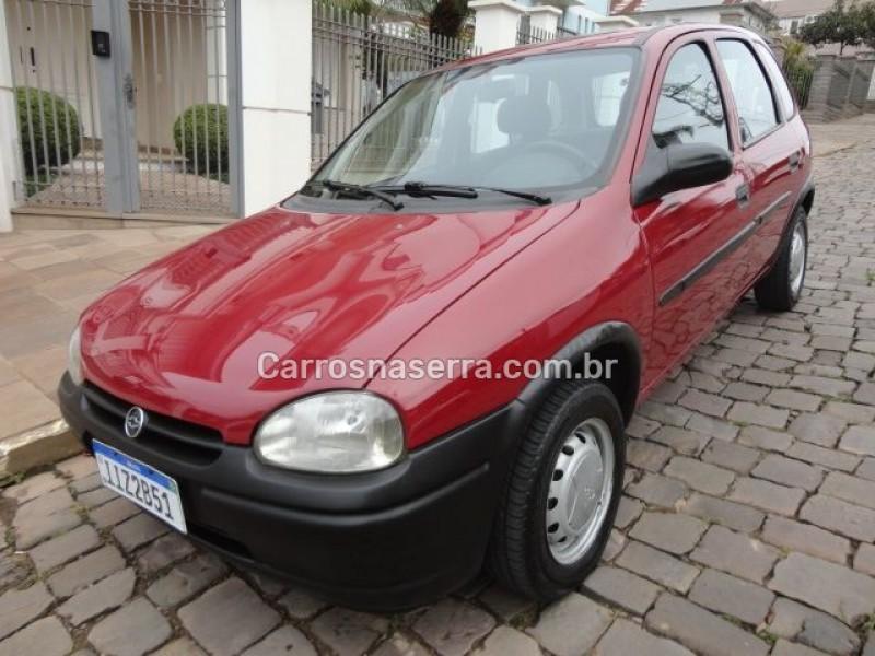 corsa 1.0 mpf wind 8v gasolina 4p manual 1999 bento goncalves