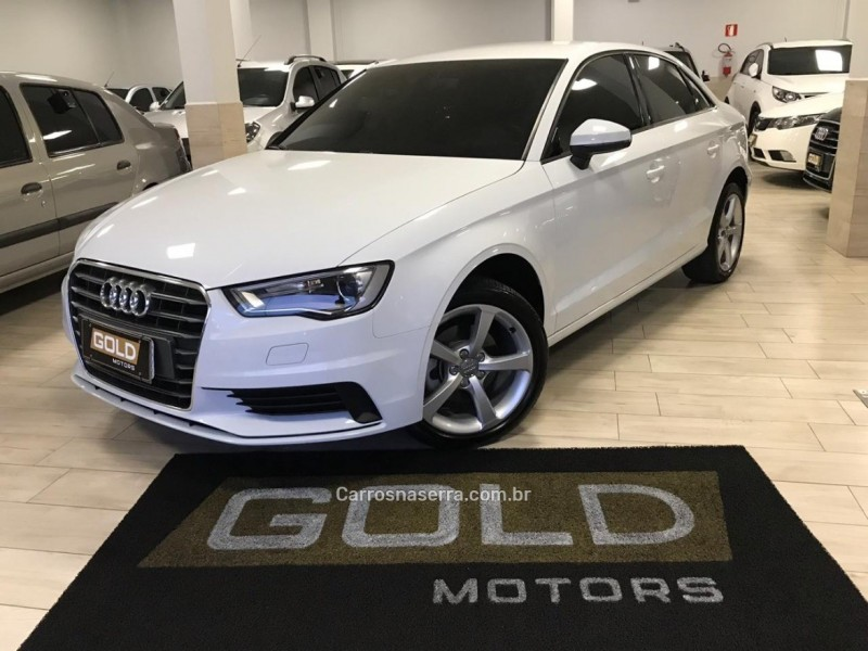 a3 1.4 tfsi sedan 16v gasolina 4p s tronic 2016 caxias do sul