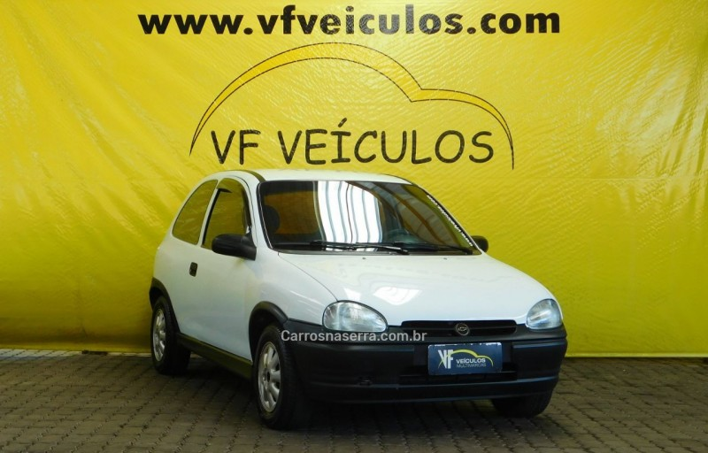 corsa 1.0 mpf wind 8v gasolina 2p manual 1997 caxias do sul