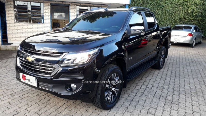 s10 2.8 ltz 4x4 cd 16v turbo diesel 4p automatico 2019 caxias do sul