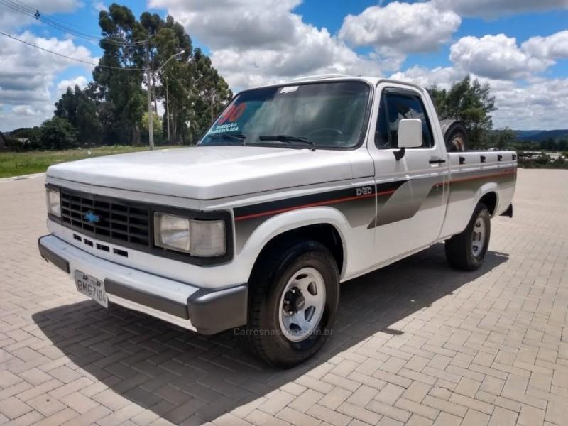 d20 4.0 custom de luxe cs 8v turbo diesel 2p manual 1990 canela