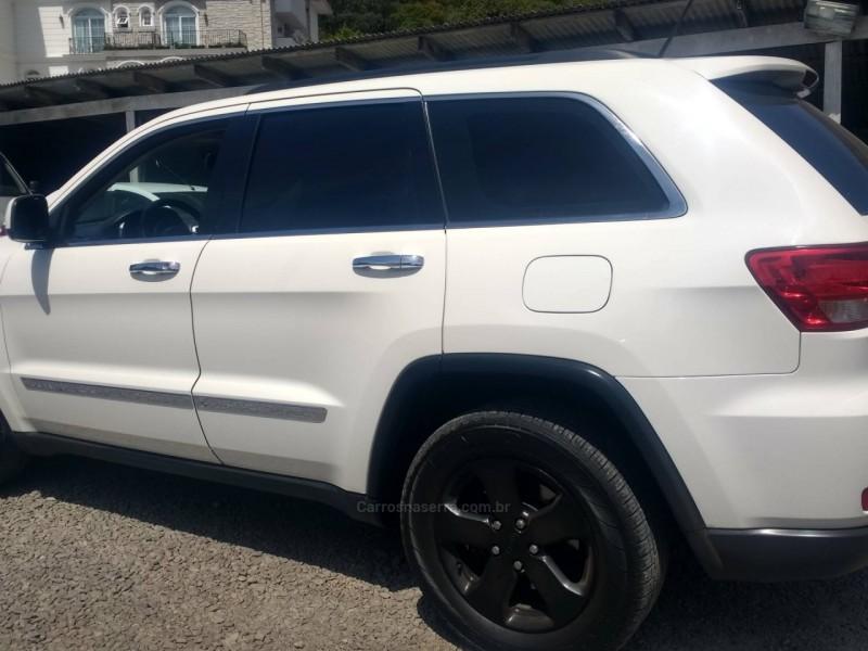grand cherokee 3.0 limited 4x4 v6 24v turbo diesel 4p automatico 2013 gramado