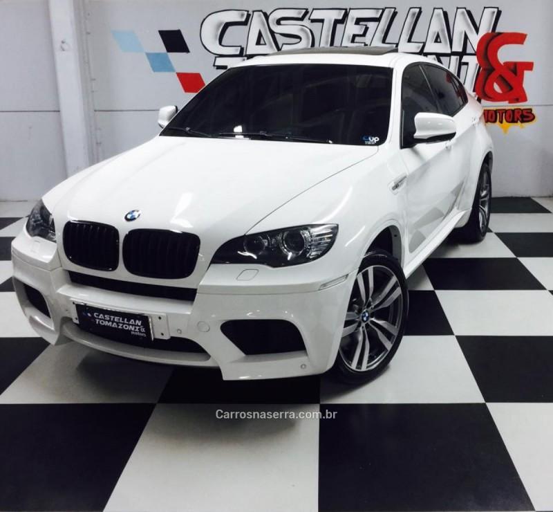 x6 4.4 m 4x4 coupe v8 32v bi turbo gasolina 4p automatico 2011 caxias do sul