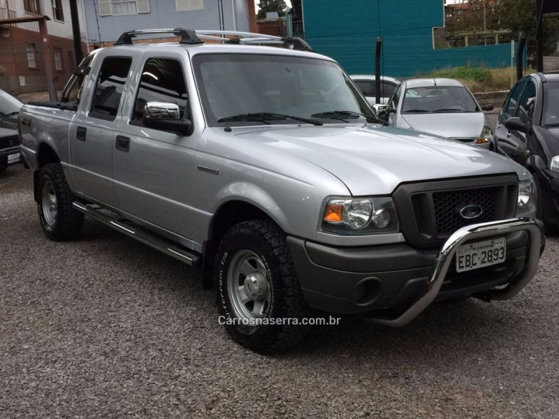 ranger 3.0 xl 4x4 cd turbo electronic diesel 4p manual 2008 caxias do sul
