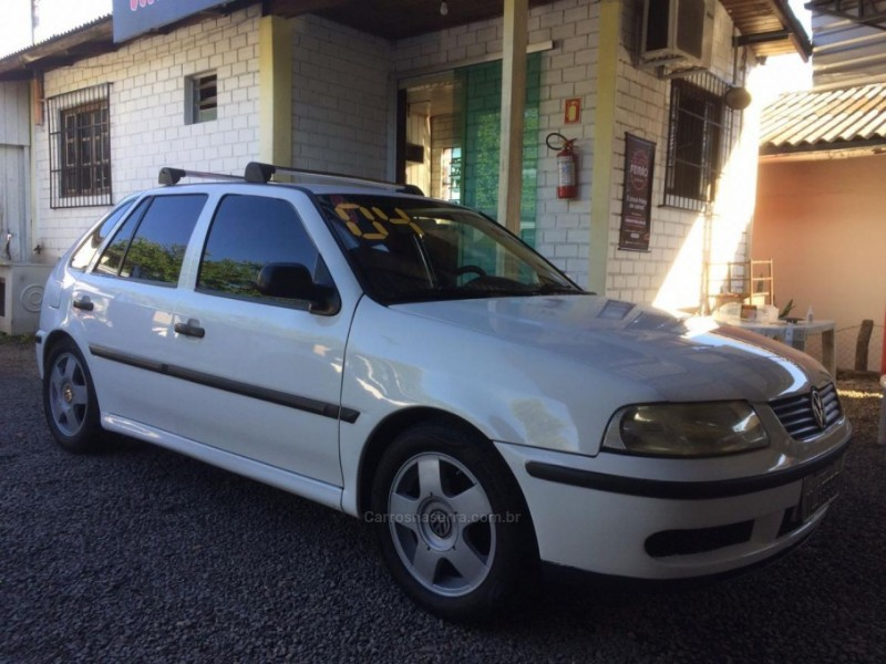 gol 1.0 mi city 8v gasolina 4p manual g.iii 2004 parobe