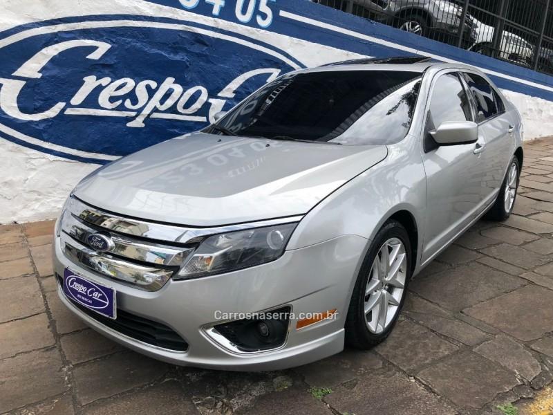 fusion 3.0 sel awd v6 24v gasolina 4p automatico 2010 caxias do sul