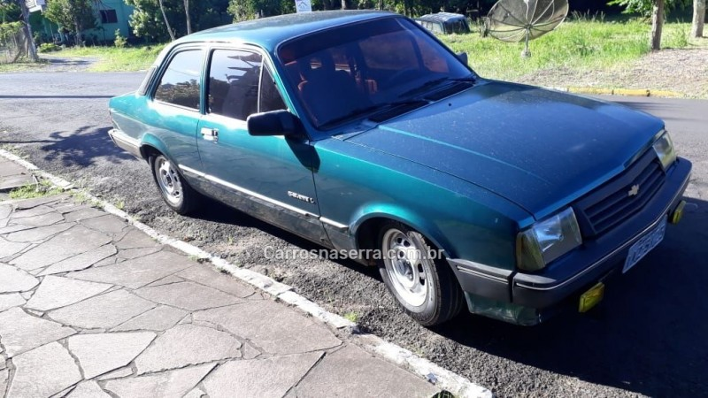 chevette 1.6 l 8v gasolina 2p manual 1993 picada cafe