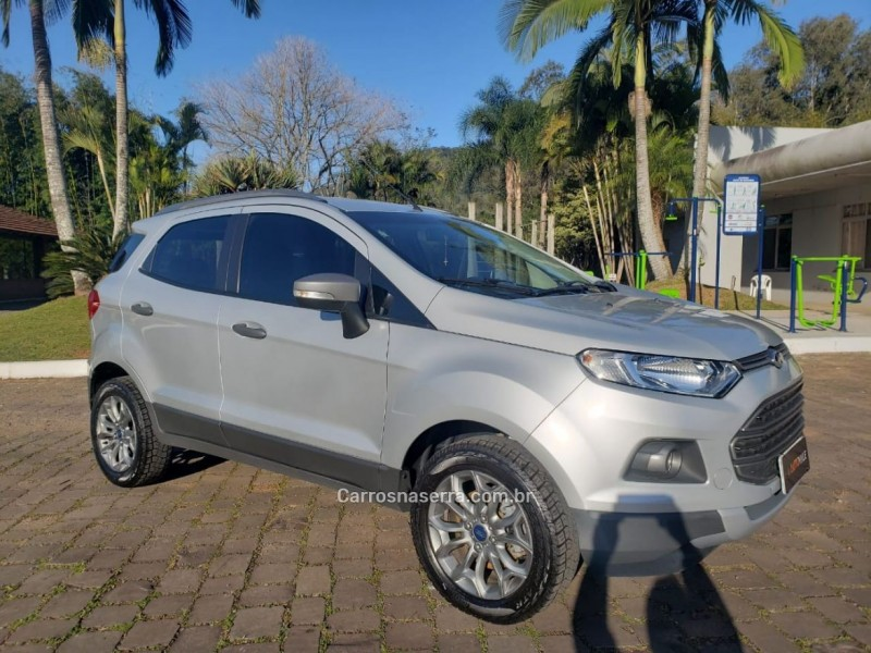 ecosport 1.6 freestyle 8v flex 4p manual 2014 vale real