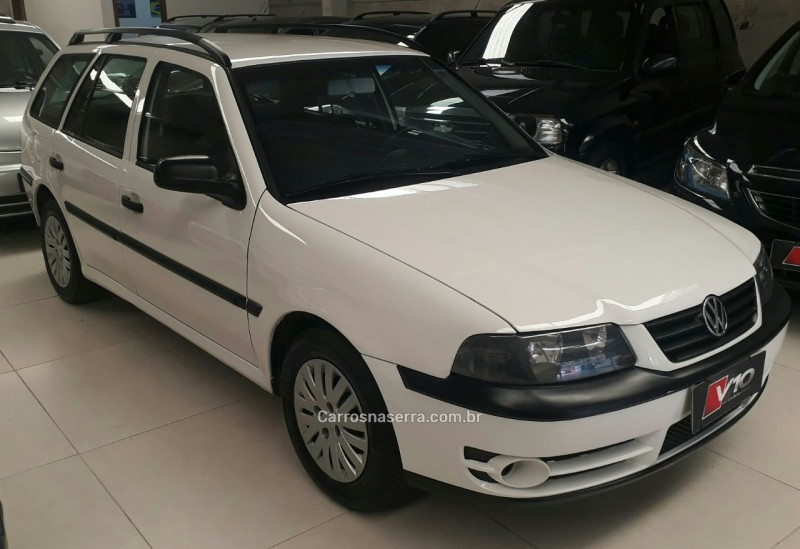 parati 1.6 mi 8v gasolina 4p manual g.iii 2004 caxias do sul