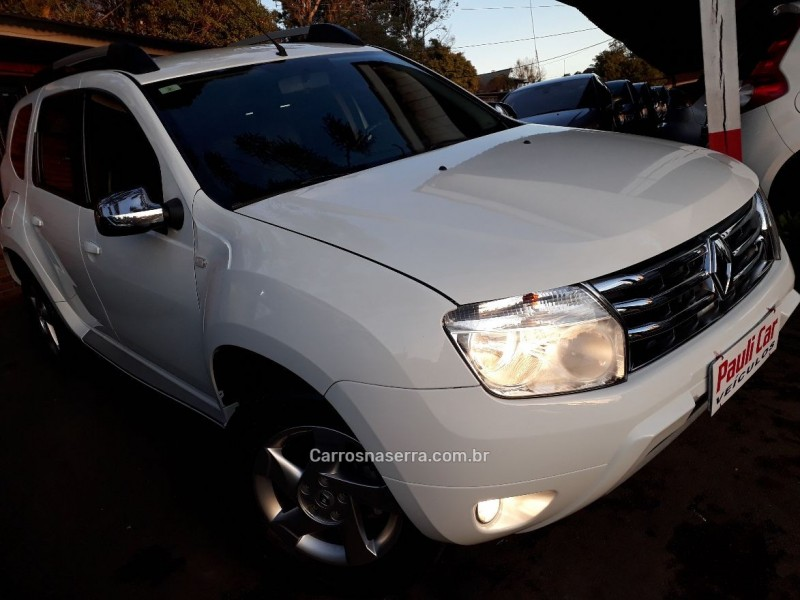 duster 2.0 dynamique 4x2 16v flex 4p manual 2015 caxias do sul