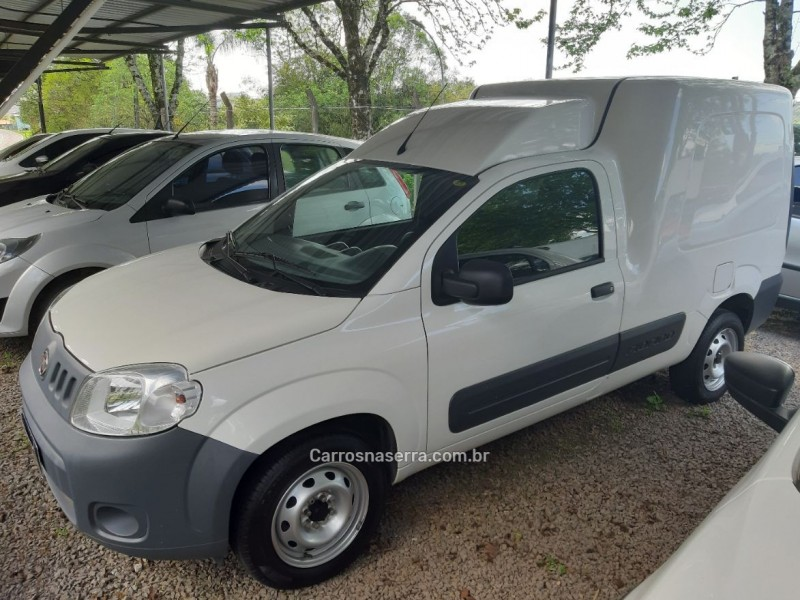 FIORINO 1.4 HARD WORKING FURGÃO EVO 8V FLEX 2P MANUAL - 2015 - SãO PEDRO DA SERRA