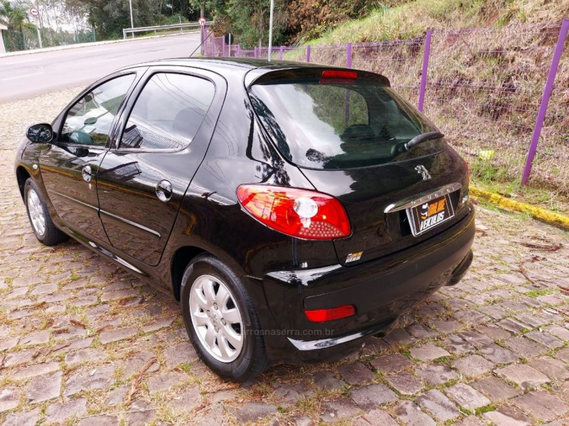 207 1.4 XR SPORT 8V FLEX 4P MANUAL - 2010 - CAXIAS DO SUL