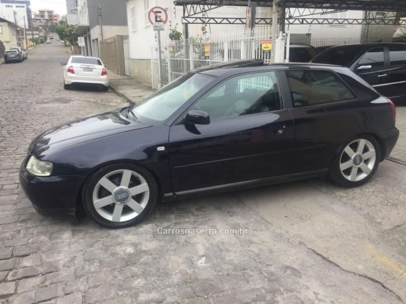 a3 1.8 20v 150cv gasolina 2p manual 1998 caxias do sul