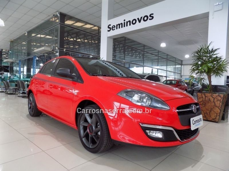 bravo 1.8 sporting 16v flex 4p manual 2016 bom principio