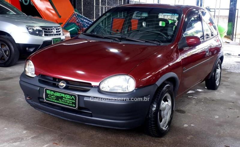 corsa 1.4 efi gl 8v gasolina 2p manual 1996 caxias do sul