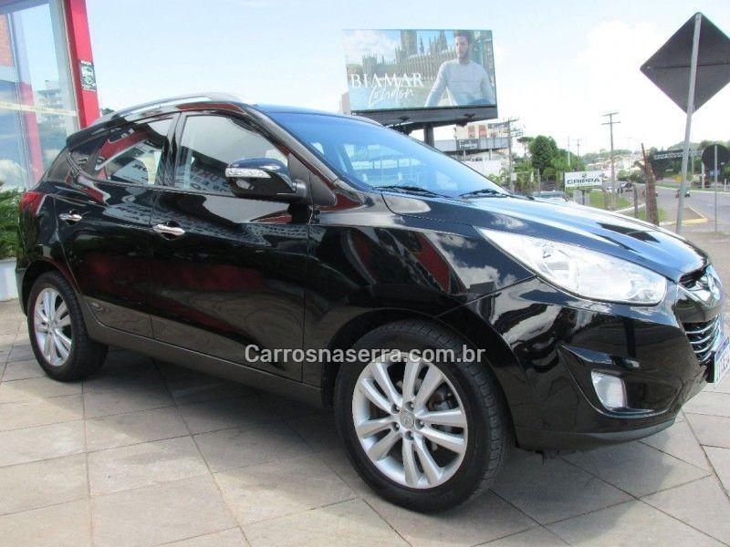ix35 2.0 mpfi gls 4x2 16v gasolina 4p automatico 2011 bento goncalves