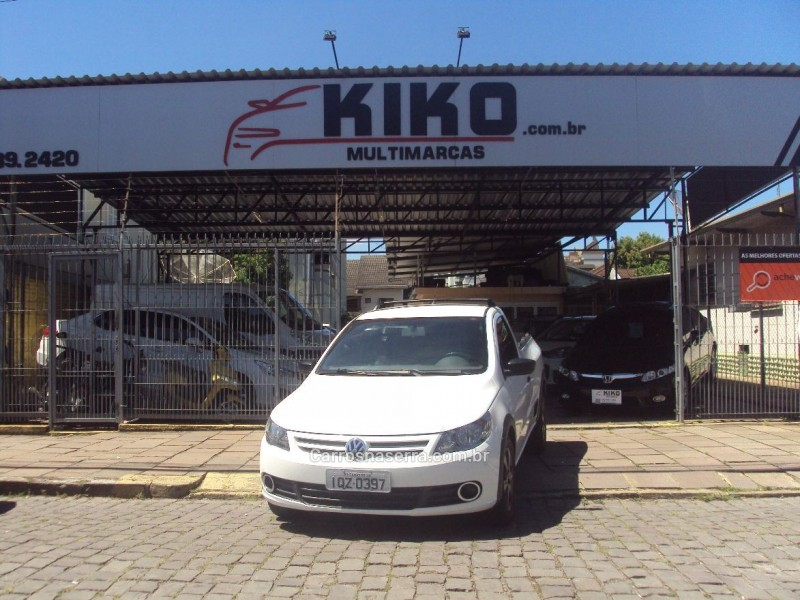 saveiro 1.6 cl cs 8v gasolina 2p manual 2011 caxias do sul