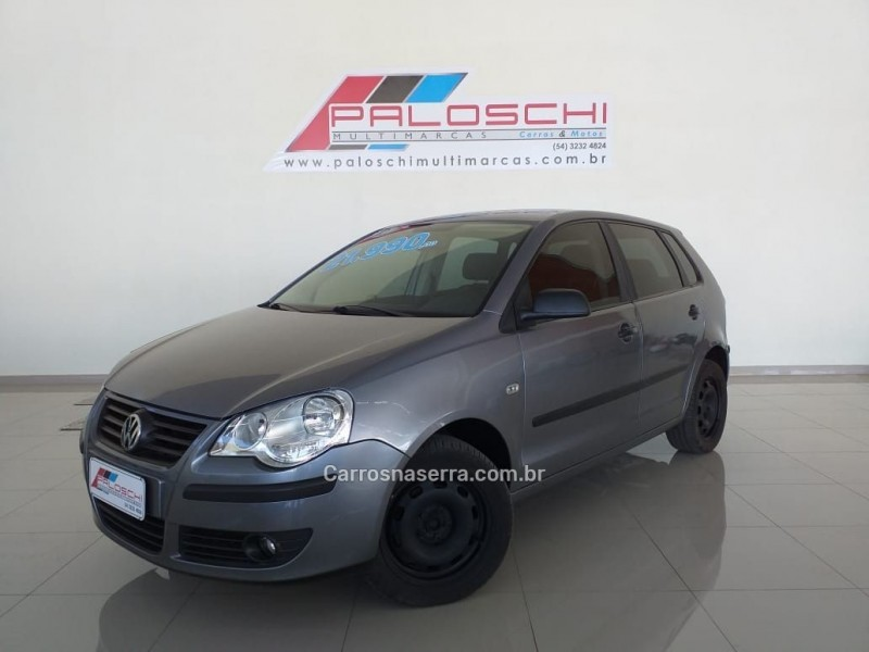 polo 1.6 mi 8v gasolina 4p manual 2008 vacaria