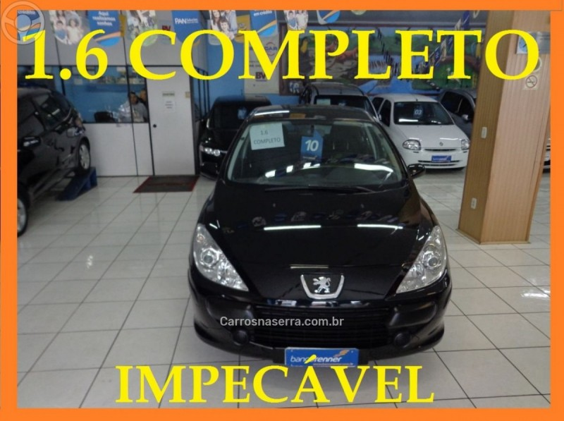 307 1.6 presence 16v gasolina 4p manual 2010 caxias do sul