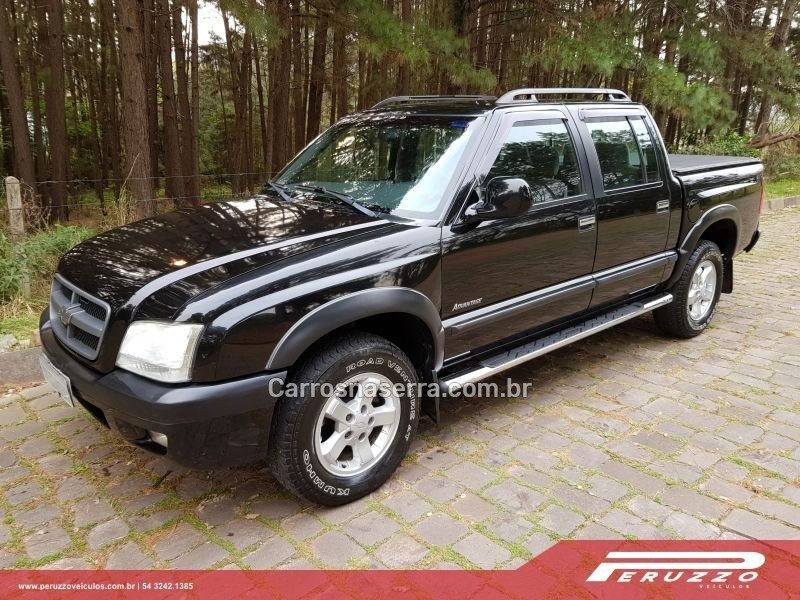 s10 2.4 advantage 4x2 cd 8v flex 4p manual 2008 nova prata