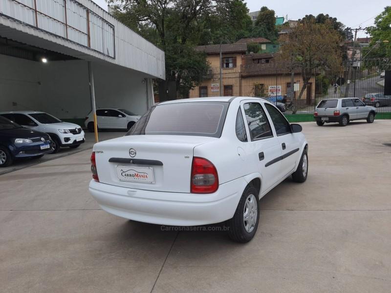 corsa 1.6 mpfi classic sedan 8v gasolina 4p manual 2004 caxias do sul