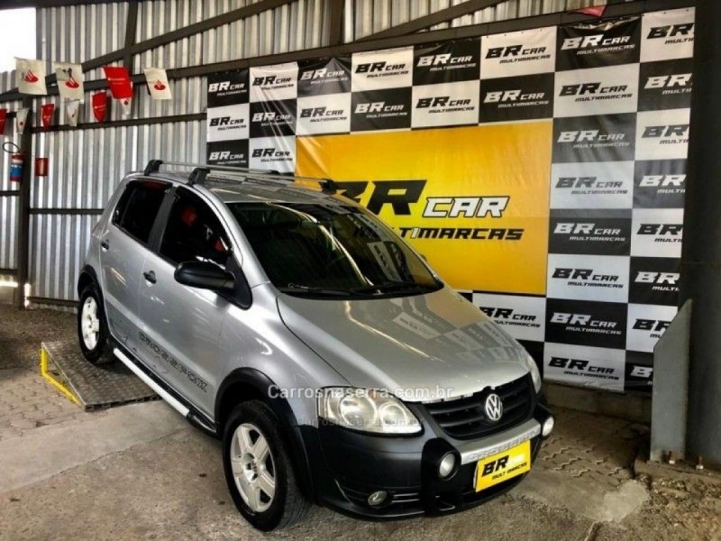 crossfox 1.6 mi flex 8v 4p manual 2009 caxias do sul
