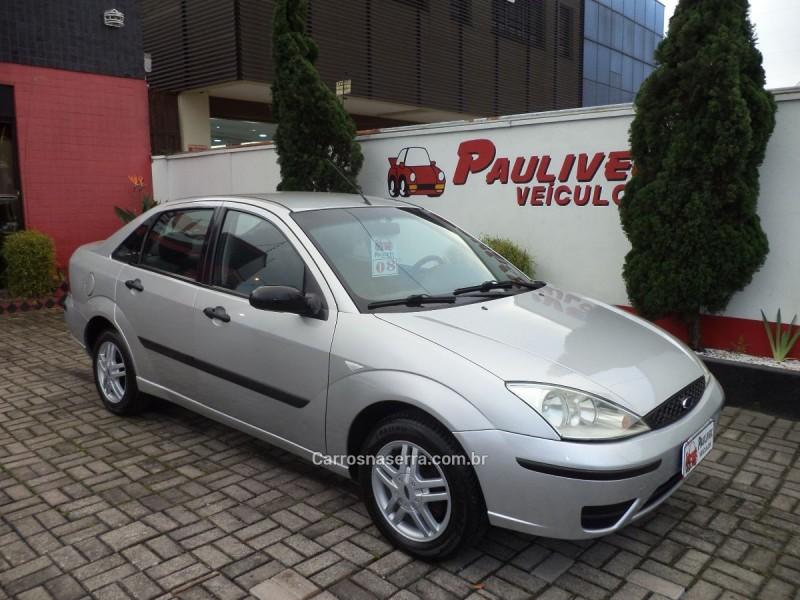 focus 2.0 glx sedan 16v gasolina 4p manual 2008 caxias do sul