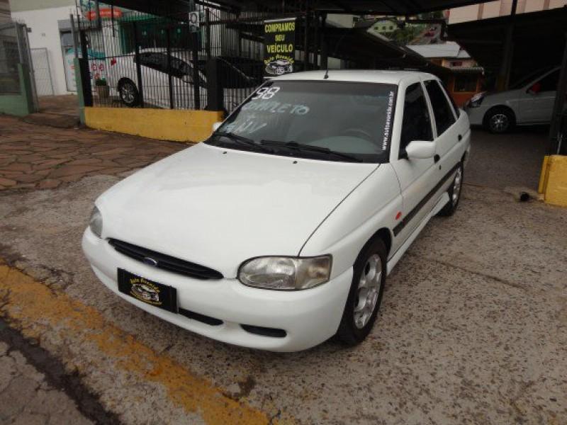 escort 1.8 i gl 16v gasolina 4p manual 1998 caxias do sul