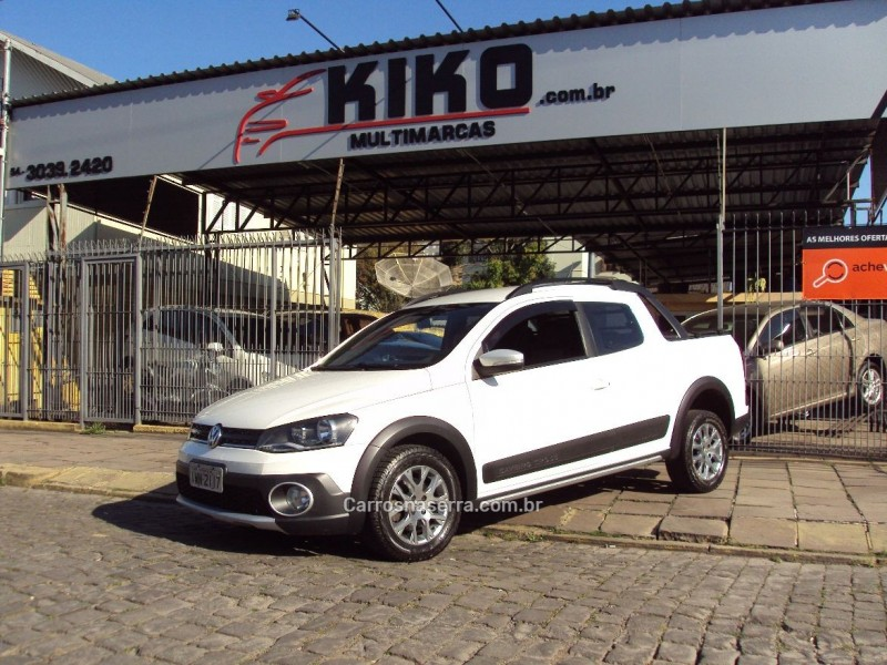 saveiro 1.6 cross cd 16v flex 2p manual 2015 caxias do sul