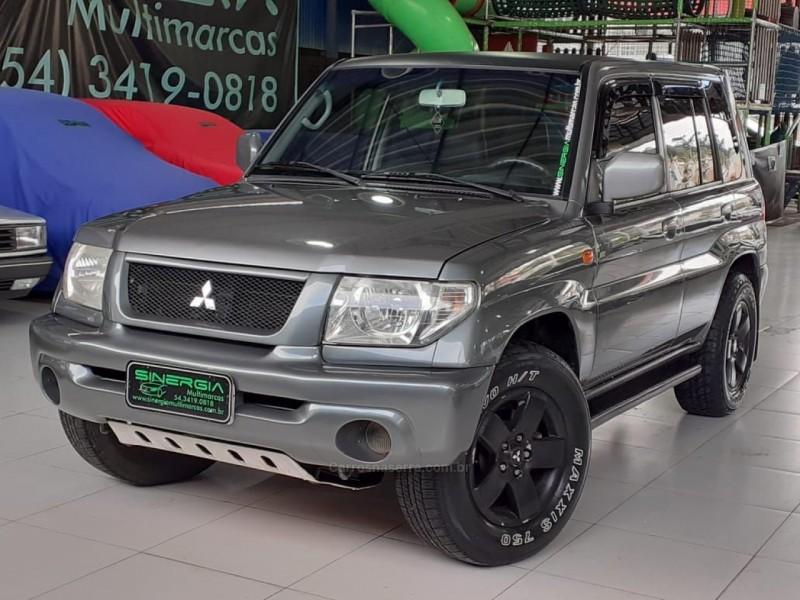 pajero tr4 2.0 4x4 16v 131cv gasolina 4p automatico 2003 caxias do sul