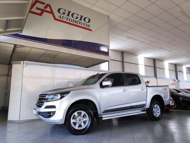 s10 2.8 lt 4x4 cd 16v turbo diesel 4p automatico 2017 tapejara