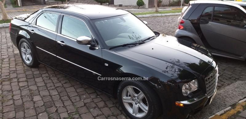 300 c 3.5 sedan v6 24v gasolina 4p automatico 2008 veranopolis