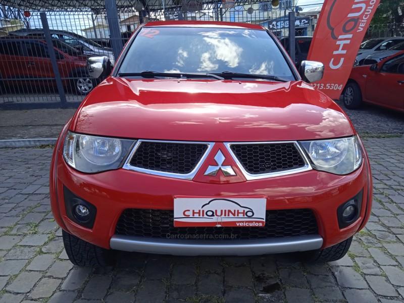 l200 triton 3.2 hpe 4x4 cd 16v turbo intercooler diesel 4p automatico 2012 caxias do sul
