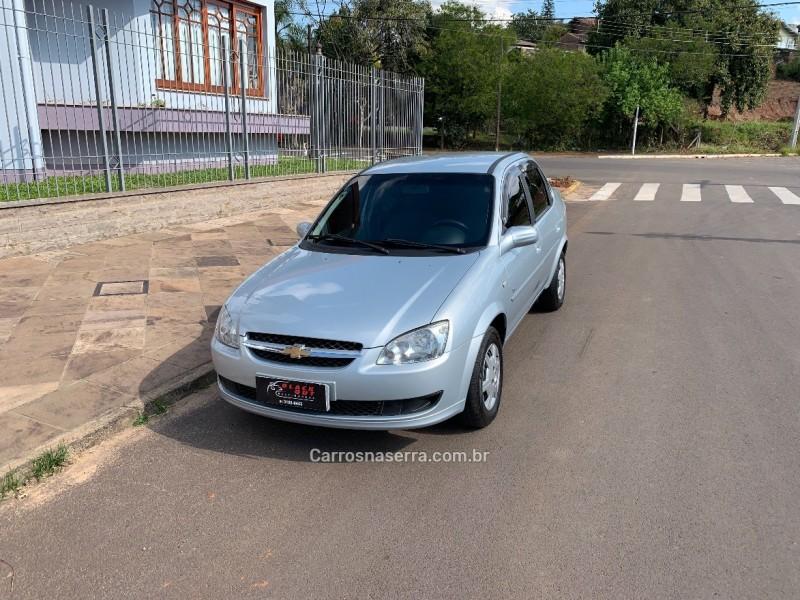 CLASSIC 1.0 MPFI LIFE 8V FLEX 4P MANUAL - 2011 - PORTãO
