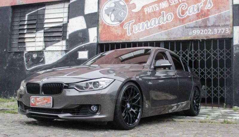 318i 2.0 sport 16v gasolina 4p automatico 2013 caxias do sul