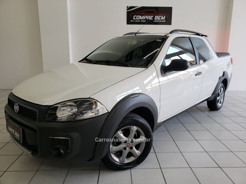 strada 1.4 mpi working cd 8v flex 3p manual 2016 caxias do sul