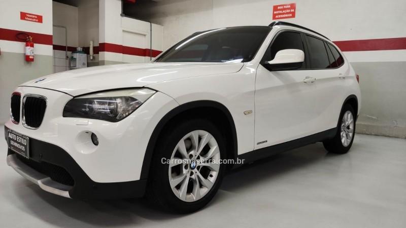 x1 2.0 18i s drive 4x2 16v gasolina 4p automatico 2011 caxias do sul