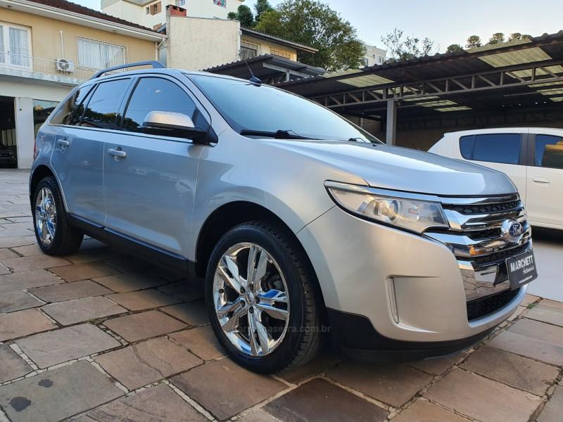 edge 3.5 limited awd v6 24v gasolina 4p automatico 2012 caxias do sul