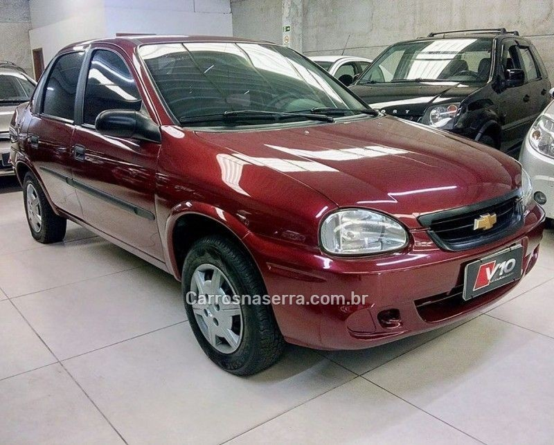 classic 1.0 mpfi life 8v flex 4p manual 2010 caxias do sul