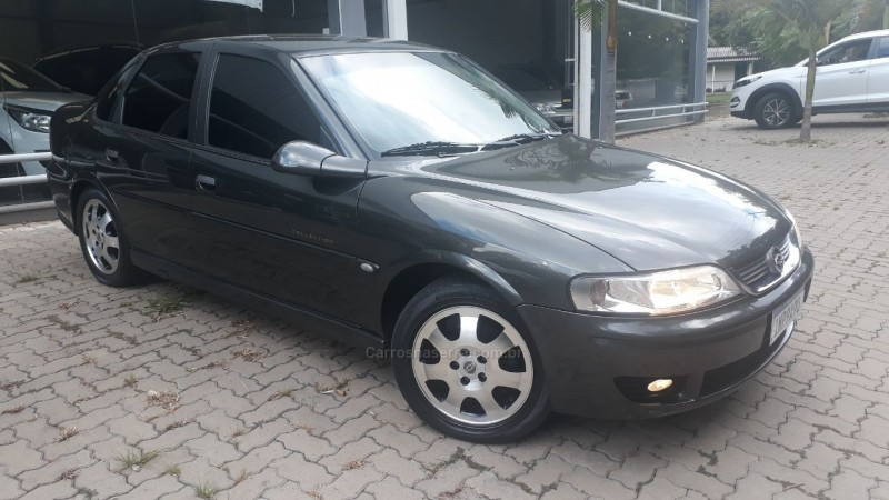 vectra 2.0 mpfi collection 8v gasolina 4p manual 2005 nova prata