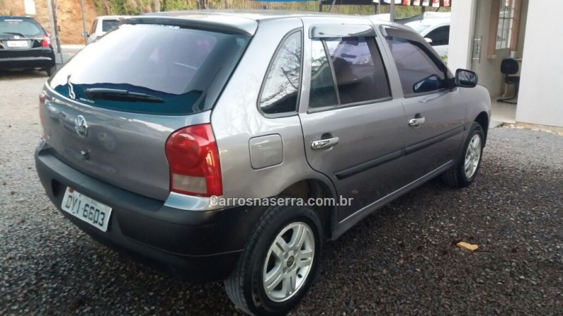 GOL 1.0 MI CITY 8V FLEX 4P MANUAL G.IV - 2007 - CARLOS BARBOSA