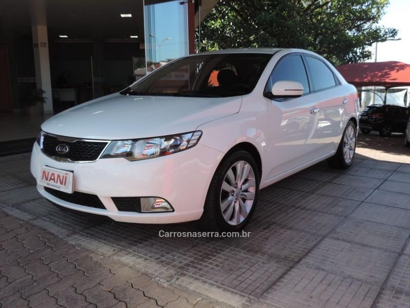 cerato 1.6 sx3 16v gasolina 4p automatico 2012 ivoti