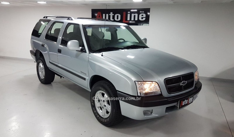 blazer 2.4 mpfi advantage 4x2 8v flex 4p manual 2008 bento goncalves