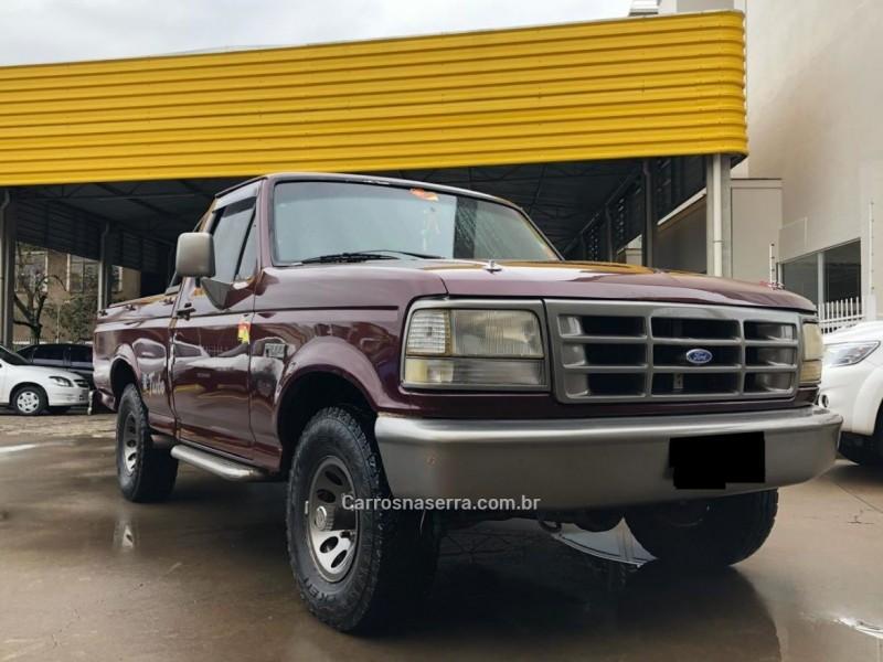 f 1000 4.3 xl 4x4 cs turbo diesel 2p manual 1997 vacaria